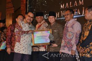 Trenggalek Raih Penghargaan Bidang Pengembangan Sektor Pariwisata