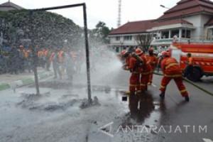 BPBD Kota Malang Siaga Bencana Alam
