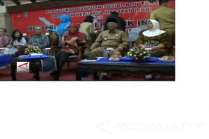 (Video) Khofifah Menilai Kiai Sudah Dewasa Berdemokrasi