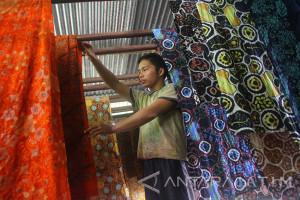 Ekspor Batik Tulis