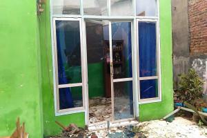 BPBD Sidoarjo Klasifikasikan Rumah Korban Puting Beliung (Video)