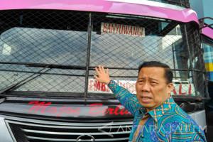 Pelaku Lempari Bus Penumpang akan Ditindak