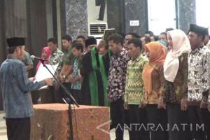 KPU Bangkalan Minta PPS Bertugas Profesionel