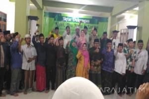 Puluhan Elemen Masyarakat Dukung Kemenangan Khofifah-Emil (Video)