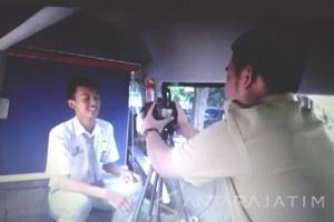 Dinas Dukcapil Kota Madiun Layani Perekaman KTP Eletronik di Sekolah
