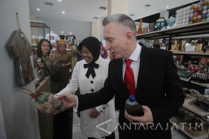 Wali Kota Liverpool Kunjungi Surabaya 18-22 Maret 2018