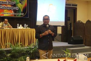 PWI Dukung Pengembangan Website Berbasis Desa