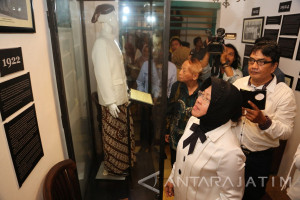 Wali Kota Surabaya Resmikan Museum HOS Tjokroaminoto