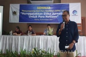 PWI Jatim Harapkan Pers tetap jadi Rujukan Informasi (Video)