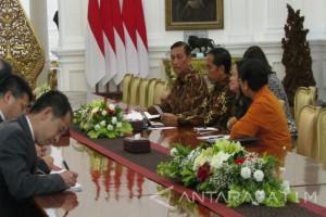 Presiden Jokowi Terima Wakil PM China (Video)