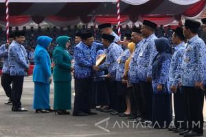 Pakde Karwo Ingatkan Korpri Netral di Pilkada Tahun Depan (Video)