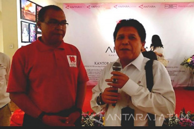 Pameran Foto Retropeksi, Kepala SKK Migas Kagumi Foto Perobekan Bendera (Video)