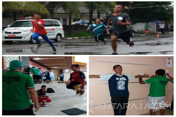 KONI Situbondo Lakukan Penjaringan Atlet (Video)