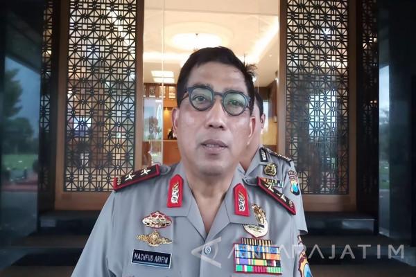 Kapolda Tegaskan Polisi Siap Hadapi Pilkada Jatim 2018