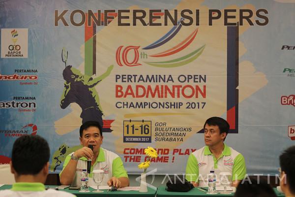 Pertamina Open Badminton Championship 2017