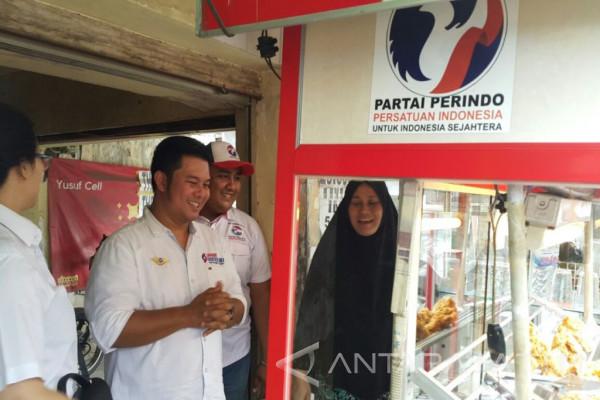 Perindo Surabaya Fokuskan Pembinaan Pelaku UMKM