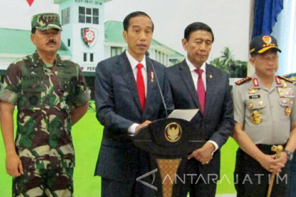 President Jokowi Invites OIC Members to Unite on Palestine Issue