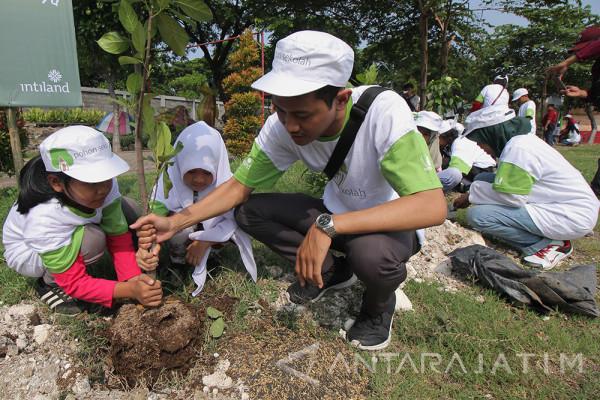 Edukasi Tanam Pohon