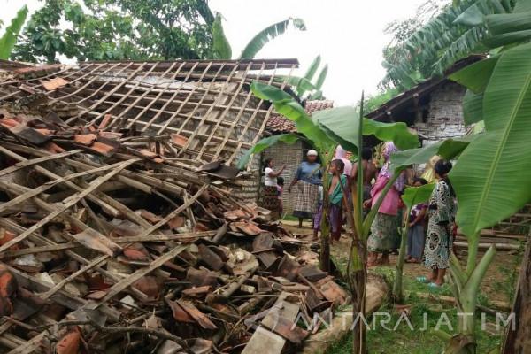 Dua Bangunan di Pamekasan Dirusak Puting Beliung