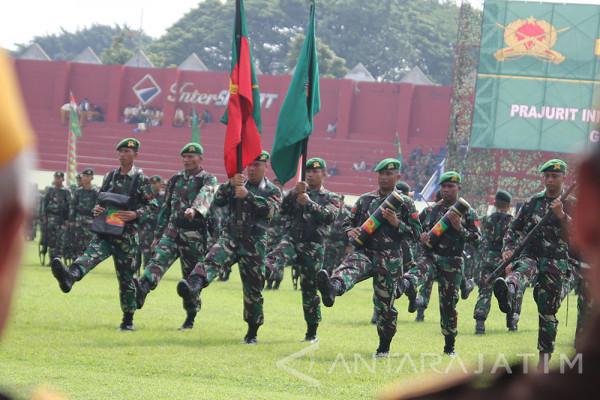Letjen TNI Andika Perkasa akan Jabat Pangkostrad