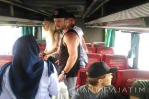 Erupsi Gunung Agung, Dishub Surabaya Siagakan Bantuan Lima Bus ke Bali