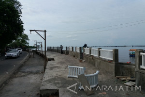 Pedestrian Khusus Dibangun di Objek Wisata Kampung Kerapu Situbondo