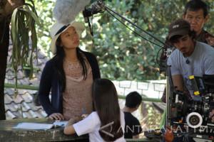 Livi Zheng Promosikan Bali di Kompetisi Film Asia Tenggara