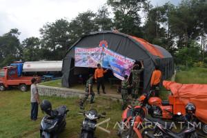 BPBD Magetan Dirikan Posko Darurat Bencana
