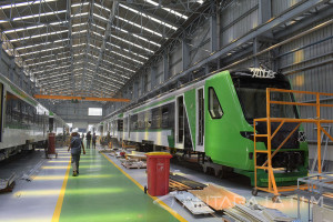 INKA Mulai Proses Bangun Pabrik di Banyuwangi