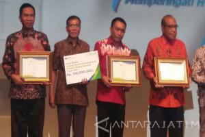 Grabagan Juarai Desa Sadar Jaminan Sosial Ketenagakerjaan Tingkat Nasional
