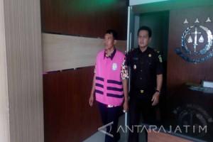 Diduga Korupsi, Kades Cangkring Ditahan di Lapas Jember