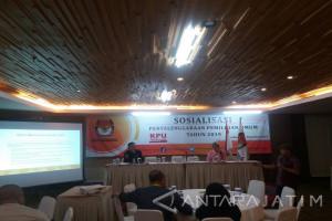 KPU Surabaya Gelar Sosialisasi Jelang Pemilu 2019