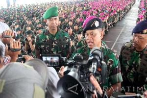 Jenderal TNI Gatot Nurmantyo Ajak Keluarga Umrah