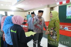 Pemkot Kediri akan Naikkan Insentif Guru Madrasah (Video)
