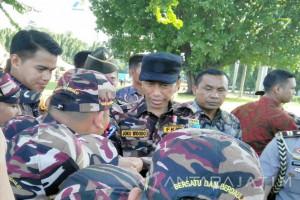 Jokowi: FKPPI Harus Terdepan Hadang Ajaran Anti-Pancasila