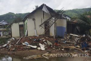 Perbaikan 500 Rumah Rusak Pacitan Ditargetkan Selesai  25 Desember
