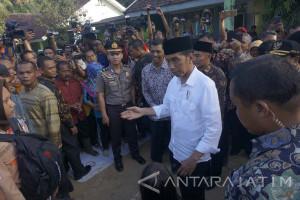Warga Pacitan Bandingkan Pengamanan Presiden Jokowi dengan SBY (Video)