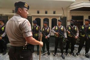 Polisi Pantau Terduga Teroris Ampel sejak 2014