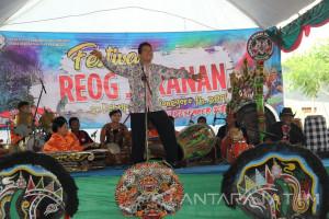 11 Grup Ikuti Festival Reog Bojonegoro