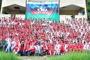 CCAI Tutup Kegiatan ASA di Pasuruan