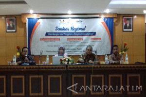 Akademisi-Praktisi Bahas Program Pengembangan Kampung di Seminar
