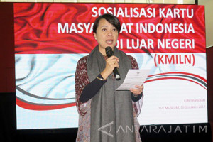 Antusias Dapatkan KMILN para Diaspora Indonesia di Shanghai (Video)