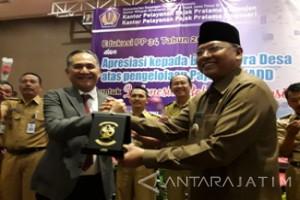 Realisasi Penerimaan Pajak DJP Jatim III Lampaui target Nasional (Video)