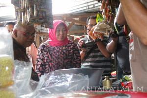 Dinas Perdagangan: Harga Bahan Pokok di Kediri Stabil (Video)