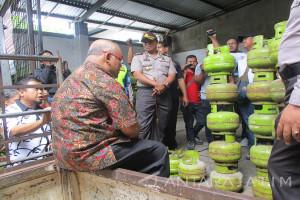 Polisi Pastikan Pasokan Elpiji Bersubsidi di Kediri Mencukupi