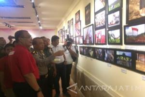 Kapolrestabes Surabaya: Kantor Berita Antara Pelopor Perubahan (Video)