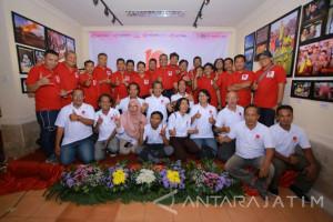 Kemeriahan Dasawindu Antara di Surabaya (Video)