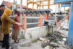 Wali Kota Surabaya Minta Pintu Air Ditinggikan