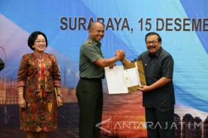 Gubernur Jatim Panggil Kepala Daerah Tak Hadir Penyerahan DIPA-DPA