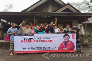 Surya Tjandra Bidik Kantong Suara Malang Raya